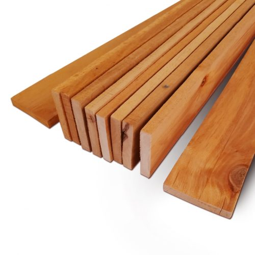 Alder tree boards for eco interior