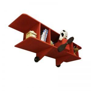 Grāmatu Plaukts lidmašīna