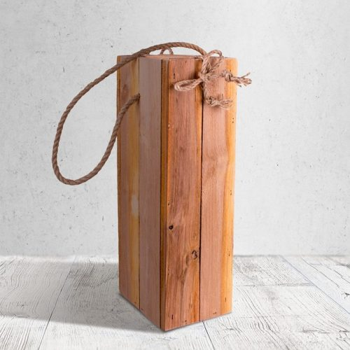 Koka vīna kastes