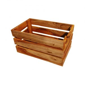 L-furniture – vidēji liela koka kaste mēbelēm un dekoram