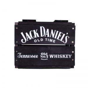Jack Daniels trälådor