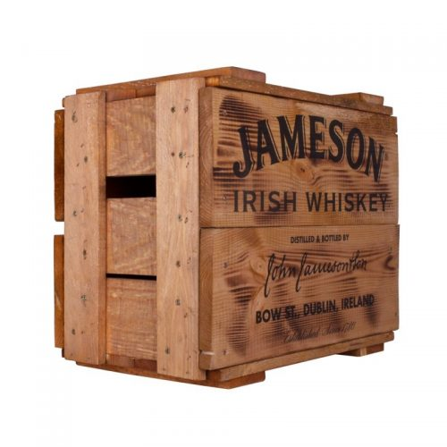 Jameson wooden boxes