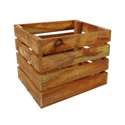 M-Furniture – middle size wooden box