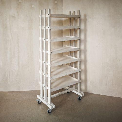 Premium wooden stand