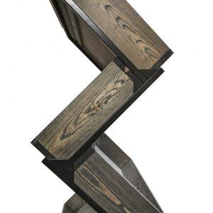 Koka kastes metāla rāmī